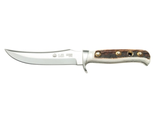 Puma Classic Series Skinner Fixed Blade Knife Stag Handle