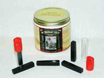 American Pioneer Jim Shockey's Gold Black Powder Substitute 50 Caliber 100 Grain Sticks...