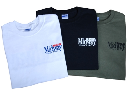 MidwayUSA T-Shirt Short Sleeve