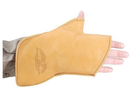 Protektor Small Bore Competition Shooting Glove Right Hand (For Left Handed Shooters) Leather