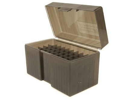 Frankford Arsenal Flip-Top Ammo Box #510 25-06 Remington, 270 Winchester, 30-06 Springfield 50-Round Plastic