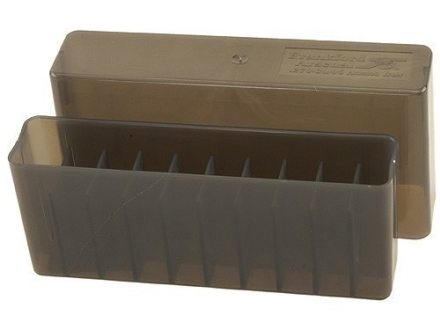 Frankford Arsenal Slip-Top Ammo Box #210 25-06 Remington, 270 Winchester, 30-06 Springfield 20-Round Plastic