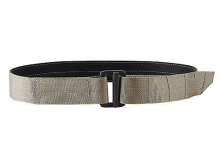 "CrossTac D-Belt Gunfighter Belt 1-3/4"" Black Phosphate Coated Steel Buckle Nylon"