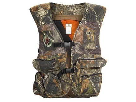 Russell Outdoors Men's Super Elite III Turkey Vest Cotton Polyester Blend