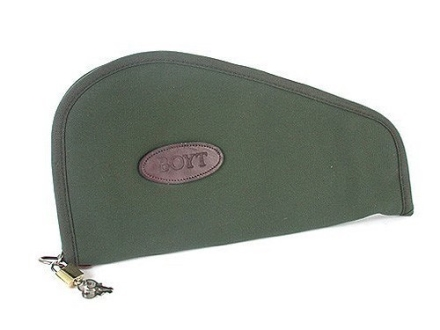Boyt Pistol Gun Case Canvas