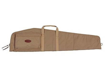Boyt Scoped Varmint Rifle Gun Case with Pocket Canvas