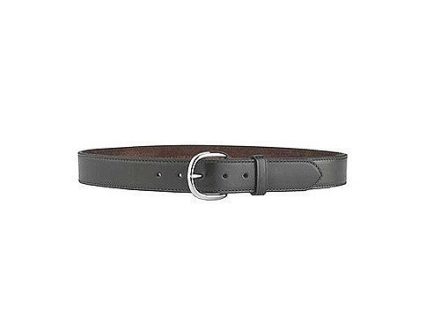 "Galco CSB7 COP Belt 1-1/2"" Nickel Plated Brass Brass Buckle Leather"