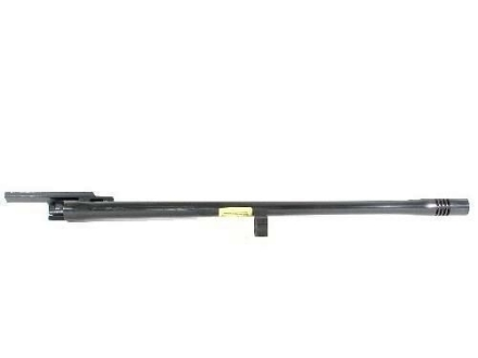 "Hastings Paradox Slug Barrel Remington 870 12 Gauge 3"" 24"" Rifled with Cantilever Scope Mount and Muzzle Brake Blue"