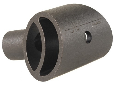 "JP Enterprises Recoil Eliminator Muzzle Brake 1/2""-28 Thread AR-15 Matte"