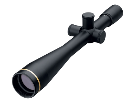 Leupold Competition Rifle Scope 30mm Tube 40x 45mm Target Crosshair Reticle Matte