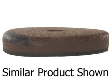"Pachmayr SC100 Decelerator Sporting Clays Recoil Pad 1"" with Leather Texture Face"