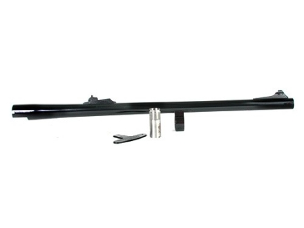"Remington Barrel Remington 870 Wingmaster 12 Gauge 3"" Left Hand 20"" Rem Choke with Improved Cylinder and Rifled Chokes, Rifle Sights Blue"