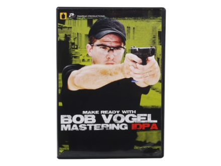 "Panteao ""Make Ready with Bob Vogel: Mastering IDPA"" DVD"