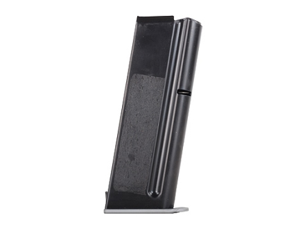 Magnum Research Magazine Desert Eagle 357 Magnum 9-Round Steel Black with Chrome Plated Base Pad