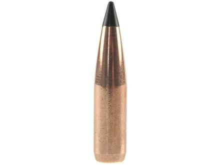 Swift Scirocco 2 Bullets 270 Caliber (277 Diameter) 130 Grain Bonded Spitzer Boat Tail Box of 100