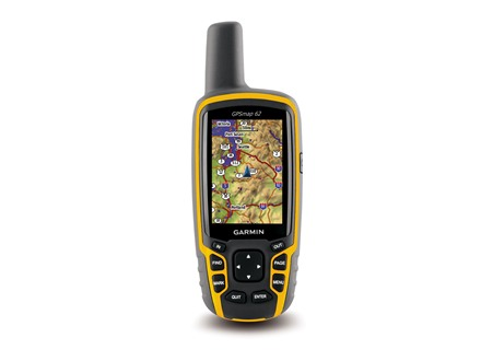 Garmin GPSMAP 62 Handheld GPS Unit