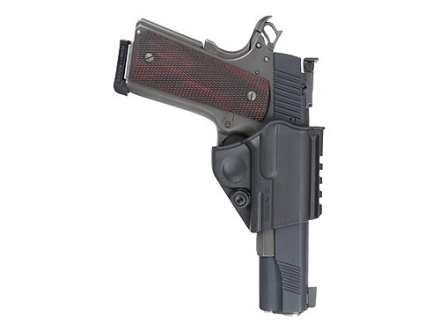 Springfield Armory XD Gear Belt Holster with Picatinny-Style Accessory Rail 1911 Polymer Black