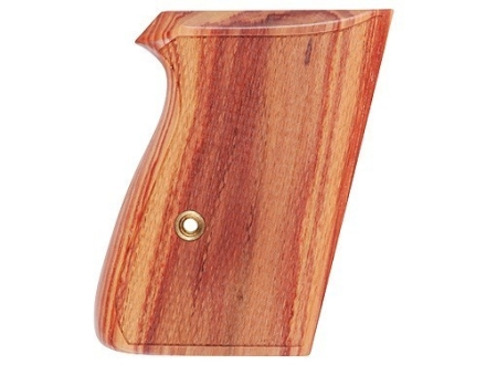 Hogue Fancy Hardwood Grips Walther PPK Checkered