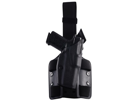 Safariland 6354 ALS Tactical Drop Leg Holster Right Hand Glock 17, 22, 31 Polymer Black