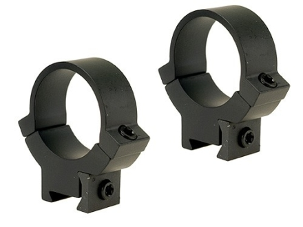"Warne 1"" 22 Caliber Rings Matte Medium"