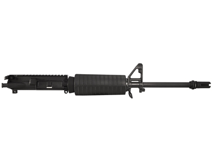 "Noveske AR-15 Light Recce Basic A3 Flat-Top Upper Assembly 300 AAC Blackout 1 in 7"" Twist 16"" Barrel Chrome Lined CM Matte with M4 Handguard, AAC Blackout Flash Hider"