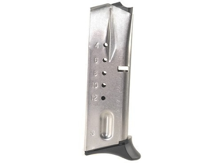 Smith & Wesson Magazine S&W 469, 669, 6904, 6906, 6924, 6926, 6944, 6946 9mm Luger Stainless Steel