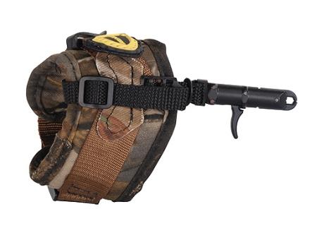 Tru-Fire Edge Extreme Hybrid Web Bow Release Buckle Wrist Strap Camo