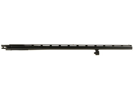 "Mossberg 500 Barrel 12 Gauge 3"" 28"" Full, Modified, Improved Chokes Vent Rib Ported Fits 8-Shot Extended Magazine Tube Blue"