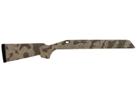 H-S Precision Pro-Series Rifle Stock Remington 700 ADL Short Action Varmint Barrel Channel Target Hunter Class Synthetic Desert Camo