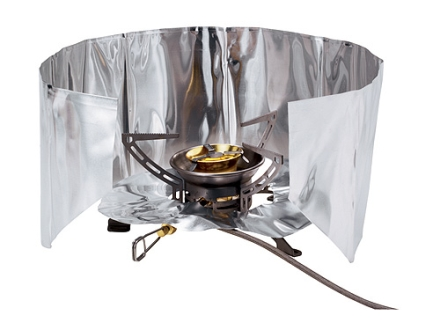 Primus Camp Stove Windscreen and Heat Reflector Aluminum