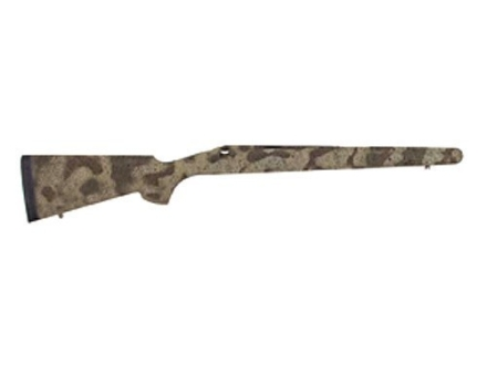 H-S Precision Pro-Series Rifle Stock Remington 700 ADL Short Action Factory Barrel Channel Synthetic Desert Camo