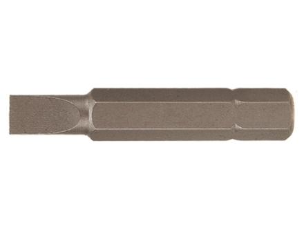 Wheeler Engineering Screwdriver Bit #13 Flat Blade Package of 3