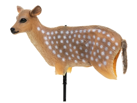 Lucky Duck Fawn Deer Decoy Polymer