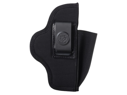 DeSantis Pro Stealth Inside the Waistband Holster Ambidextrous Glock 19, 23, 32, Ruger SR9, SR40, Springfield XDM 45 Nylon Black