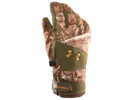 Under Armour Flex Insulated Gloves Waterproof Synthetic Blend