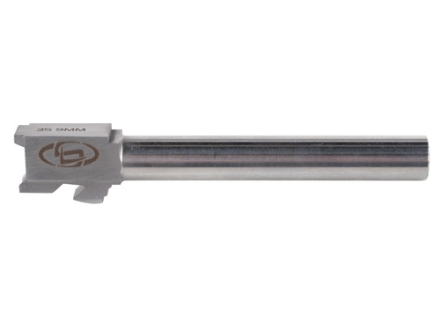 "Storm Lake Conversion Barrel Glock 35 40 S&W to 9mm Luger 1 in 16"" Twist 5.32"" Stainless Steel"