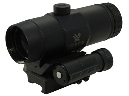 Vortex VMX-3T 3x Magnifier with Flip Mount Matte
