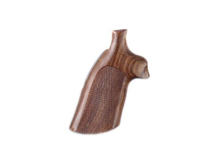 Hogue Fancy Hardwood Grips Colt Diamondback Checkered
