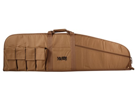 MidwayUSA Tactical Rifle Case with 6 Pockets Nylon
