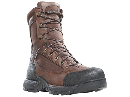 "Danner Pronghorn GTX 8"" Waterproof 200 Gram Insulated Hunting Boots Leather and Nylon Brown Women's 11 M"
