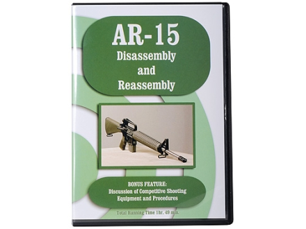 """AR-15 Disassembly & Reassembly"" DVD"