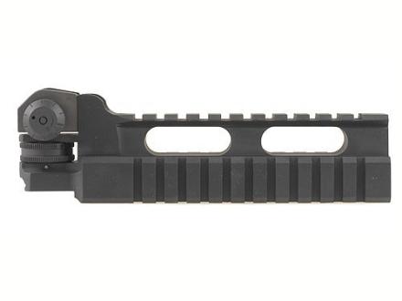 DPMS Detachable High Triple Rail with Rear Sight Assembly AR-15 Aluminum Matte