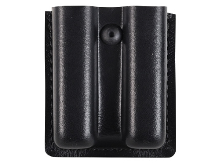 Safariland 79 Slimline Open-Top Triple Magazine Pouch Springfield XD 9mm Laminate Black