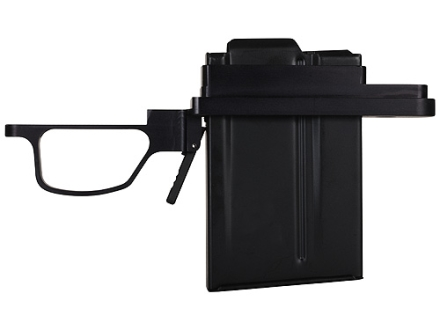 CDI Precision Trigger Guard and Detachable Box Magazine Remington 700 Short Action 10-Round
