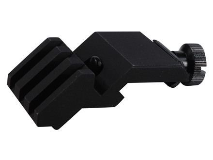 Trijicon RMR 45 Degree Offset Picatinny Side Mount Adapter Matte