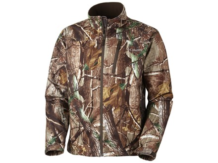 Columbia Sportswear Men's Wind Stalker Omni-Heat Jacket