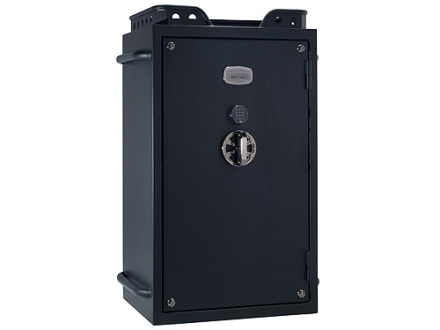 Browning Tactical Series Mark II Fire-Resistant Safe 20/30 +10 DPX Dull Black with Gray Interior and Cast Browning Nameplate