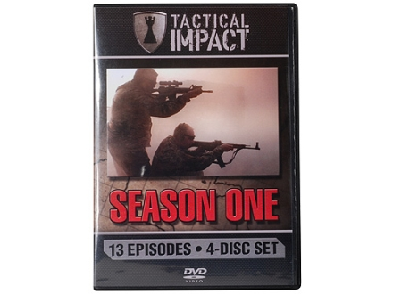 """Tactical Impact Season One"" DVD"