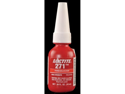 Loctite 271 Threadlocker Red 10 ml