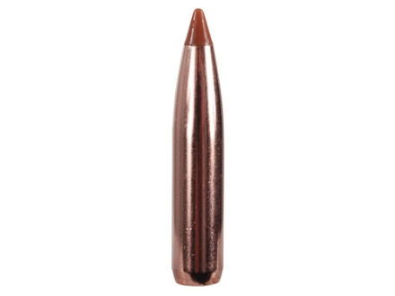Nosler Ballistic Tip Hunting Bullets 264 Caliber, 6.5mm (264 Diameter) 140 Grain Spitzer Box of 50